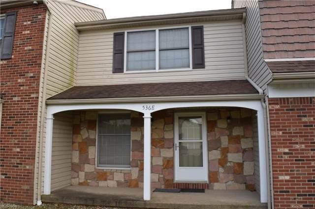 536 Austin Drive E, Barberton, OH 44203 (MLS #4322255) :: Jackson Realty