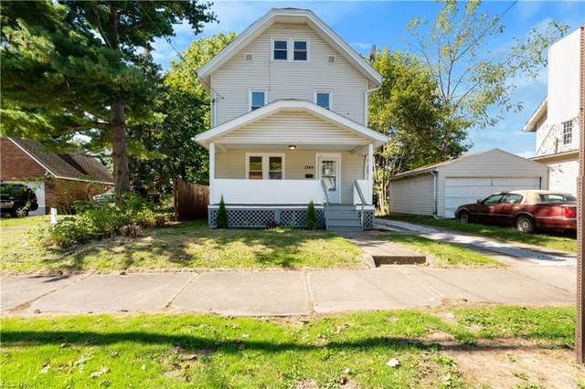 1344 Bellows Street, Akron, OH 44301 (MLS #4322263) :: Simply Better Realty