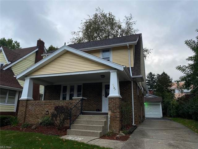 1167 Woodward Avenue, Akron, OH 44310 (MLS #4322268) :: Simply Better Realty