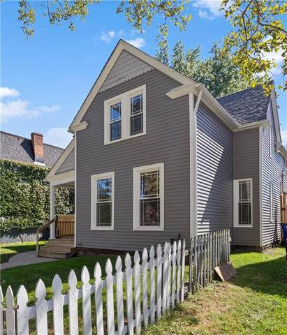 6301 Lawn Avenue, Cleveland, OH 44102 (MLS #4322269) :: Jackson Realty
