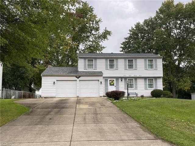 3849 Aleesa, Warren, OH 44484 (MLS #4322293) :: The Art of Real Estate