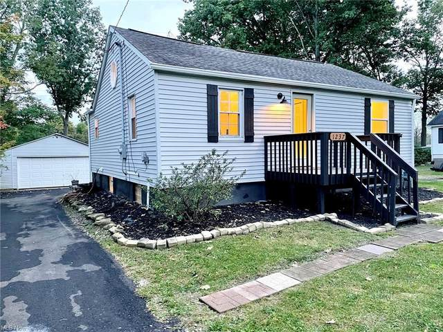 1237 Woods Drive, Tallmadge, OH 44278 (MLS #4322445) :: RE/MAX Trends Realty