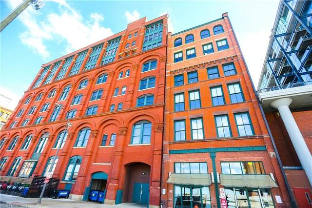635 W Lakeside Avenue #302, Cleveland, OH 44113 (MLS #4322593) :: The Art of Real Estate
