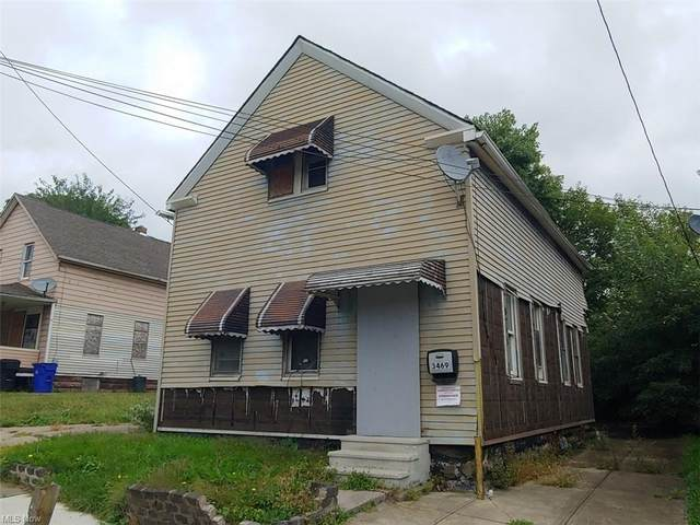 3469 E 50th Street, Cleveland, OH 44127 (MLS #4322604) :: RE/MAX Edge Realty