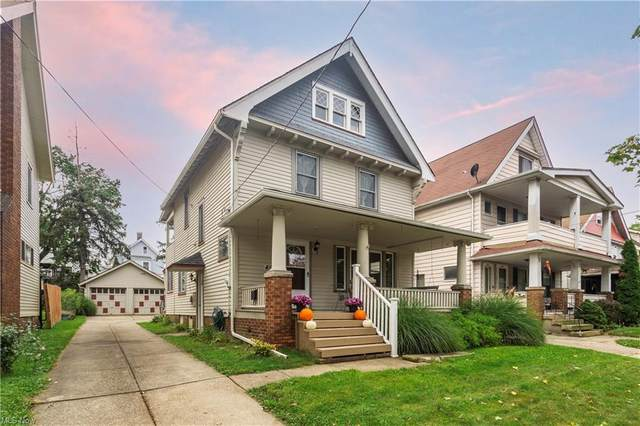 4513 Spokane Avenue, Cleveland, OH 44109 (MLS #4322639) :: The Holly Ritchie Team