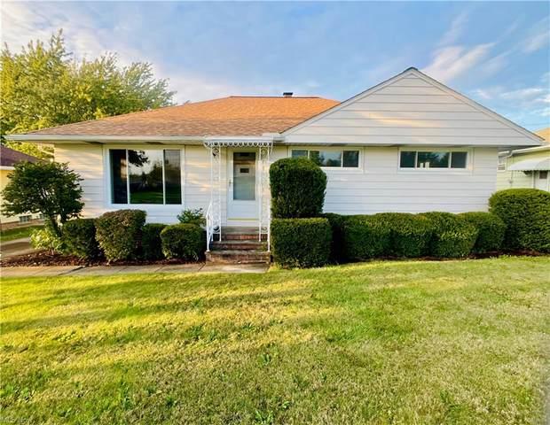 3740 Hetzel Drive, Parma, OH 44134 (MLS #4322654) :: Simply Better Realty