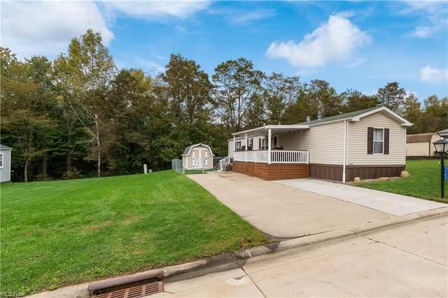 5723 Joleda Drive SW, Canton, OH 44706 (MLS #4322873) :: Select Properties Realty