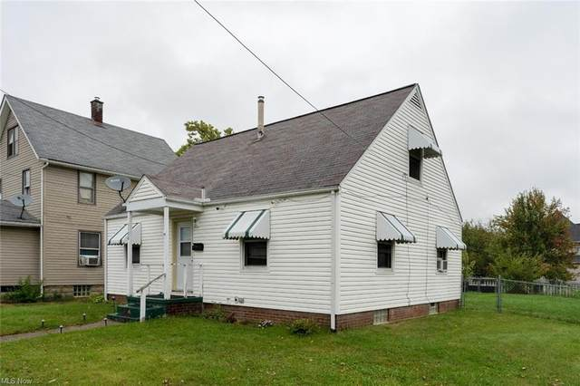 1136 Greenfield Avenue, Canton, OH 44706 (MLS #4322884) :: Jackson Realty