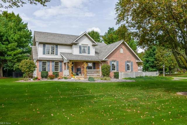 1741 Summerchase Road NE, North Canton, OH 44721 (MLS #4322918) :: Simply Better Realty