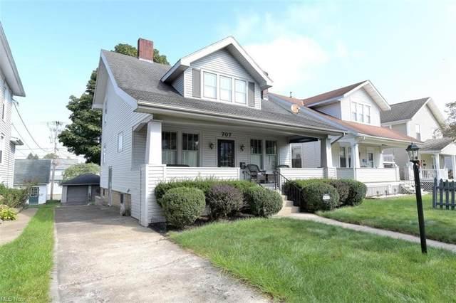 707 St. Louis, Zanesville, OH 43701 (MLS #4322975) :: Tammy Grogan and Associates at Keller Williams Chervenic Realty