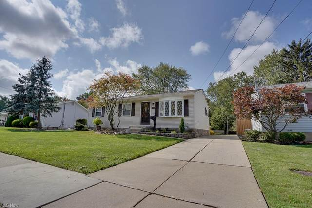 2130 E Bailey Road, Cuyahoga Falls, OH 44221 (MLS #4322993) :: The Art of Real Estate