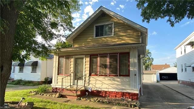 12825 Mccracken Road, Garfield Heights, OH 44125 (MLS #4323017) :: Jackson Realty