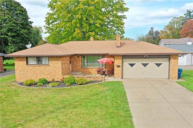 218 W Park Avenue, Hubbard, OH 44425 (MLS #4323051) :: RE/MAX Edge Realty