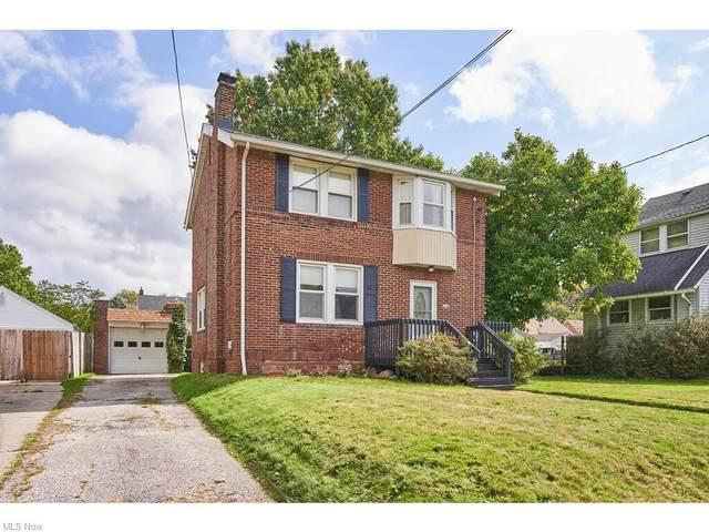 429 Sumatra Avenue, Akron, OH 44305 (MLS #4323115) :: Select Properties Realty