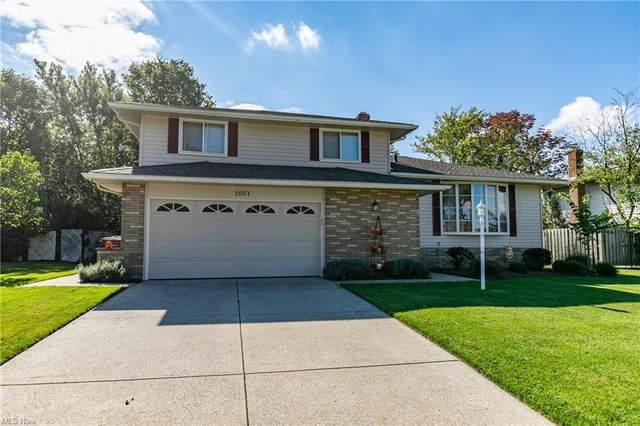 1601 Sheridan Drive, Parma, OH 44134 (MLS #4323122) :: Jackson Realty