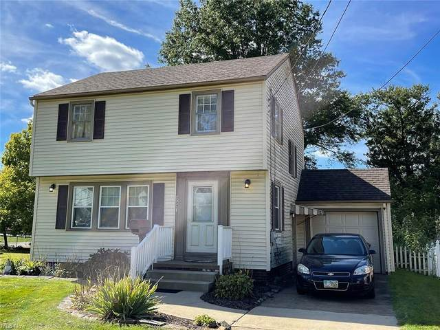 3729 Shanabruck Avenue NW, Canton, OH 44709 (MLS #4323167) :: Select Properties Realty