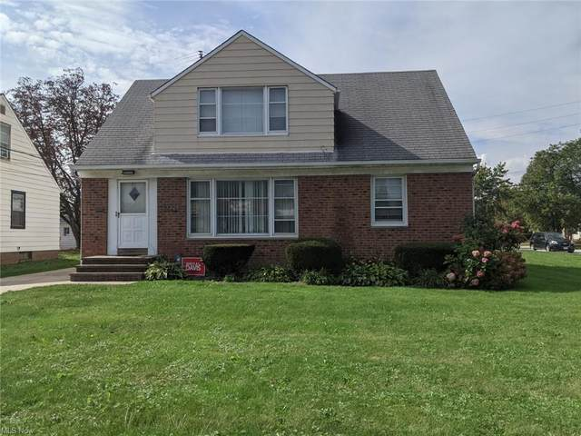 5820 Turney Road, Garfield Heights, OH 44125 (MLS #4323200) :: Jackson Realty