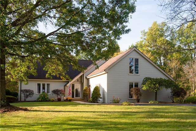 181 Sawmill Run Drive, Canfield, OH 44406 (MLS #4323240) :: Jackson Realty