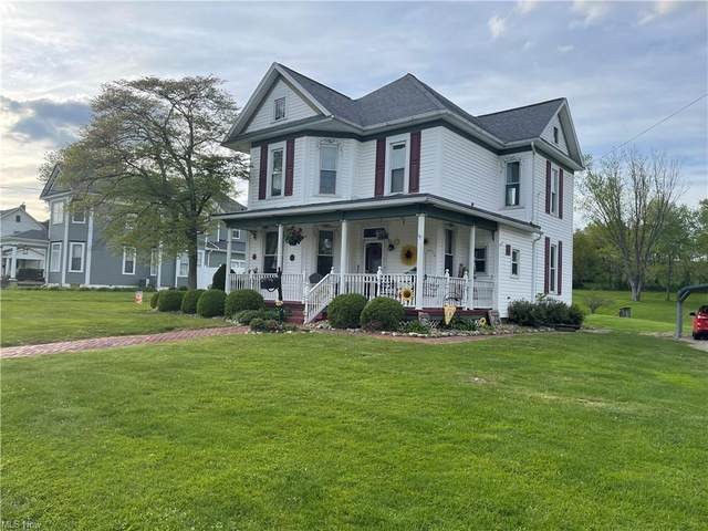 106 Maple Avenue, Woodsfield, OH 43793 (MLS #4323252) :: Jackson Realty