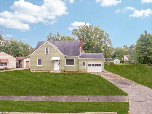3421 N Wendover Circle, Youngstown, OH 44511 (MLS #4323289) :: Simply Better Realty