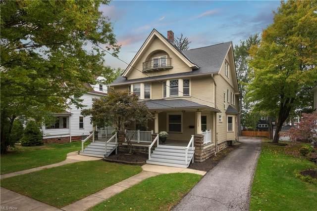 1452 Wagar Avenue, Lakewood, OH 44107 (MLS #4323333) :: RE/MAX Edge Realty