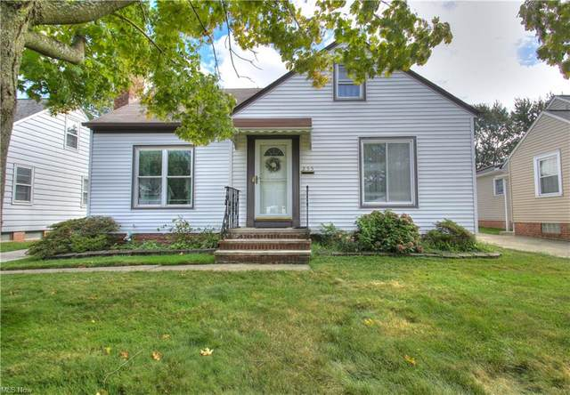 255 E 248th Street, Euclid, OH 44123 (MLS #4323383) :: The Holly Ritchie Team