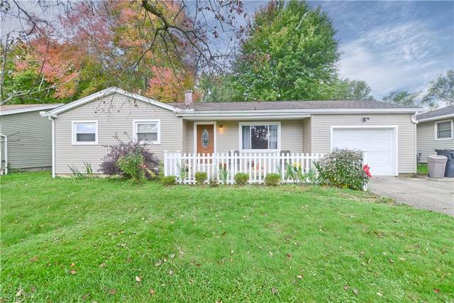 4309 Kerrybrook Drive, Youngstown, OH 44511 (MLS #4323519) :: Simply Better Realty