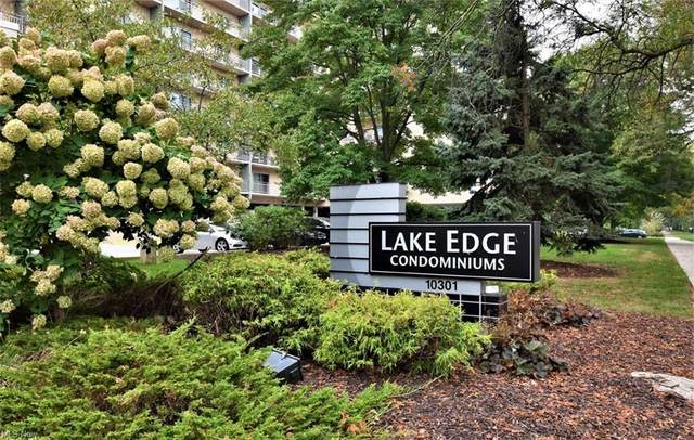 10301 Lake Avenue #208, Cleveland, OH 44102 (MLS #4323523) :: The Holly Ritchie Team