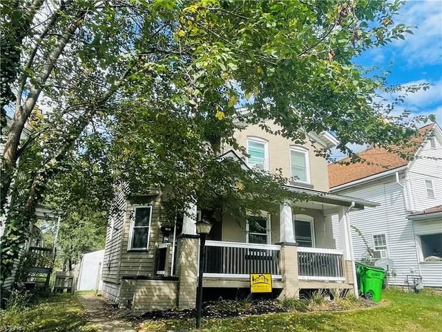 134 Thorne Avenue NE, Massillon, OH 44646 (MLS #4323545) :: Tammy Grogan and Associates at Keller Williams Chervenic Realty