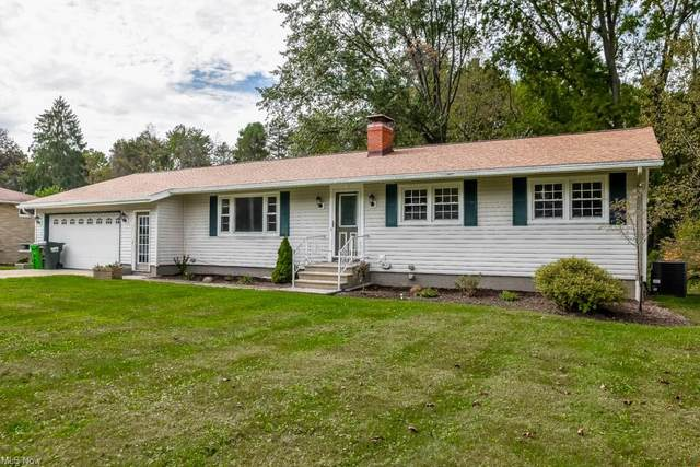 465 Noble Place NW, Massillon, OH 44647 (MLS #4323576) :: RE/MAX Edge Realty