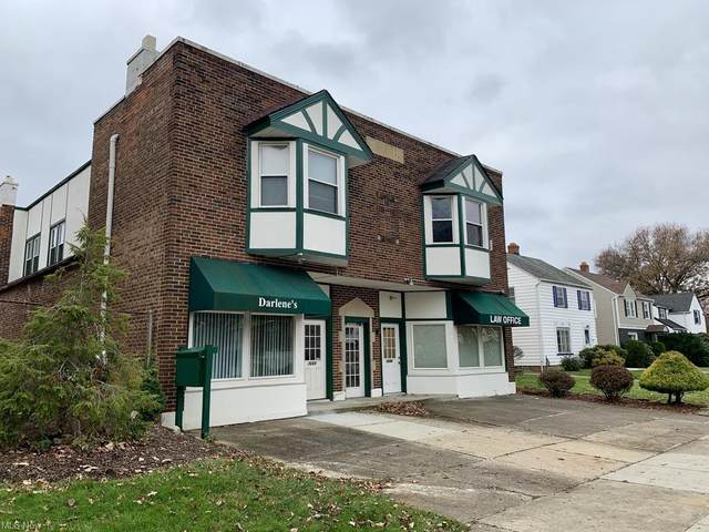 3682 Silsby Road, University Heights, OH 44118 (MLS #4323637) :: Simply Better Realty