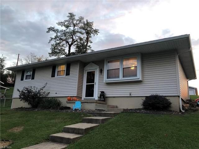 110 Locust Drive, Barnesville, OH 43713 (MLS #4323696) :: Jackson Realty