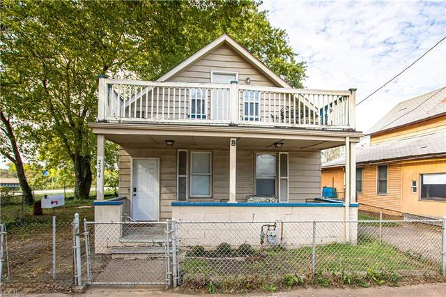 2394 W 40th Street, Cleveland, OH 44113 (MLS #4323716) :: Jackson Realty