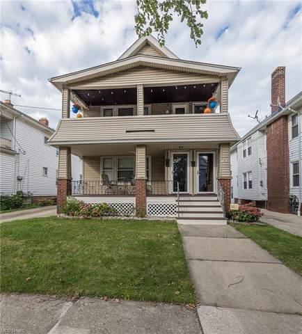 1626 Westwood Avenue, Lakewood, OH 44107 (MLS #4323757) :: Jackson Realty