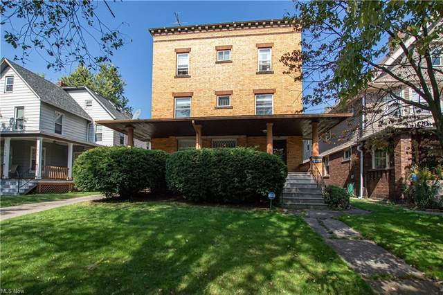 3400 Mapledale Avenue, Cleveland, OH 44109 (MLS #4323764) :: Tammy Grogan and Associates at Keller Williams Chervenic Realty