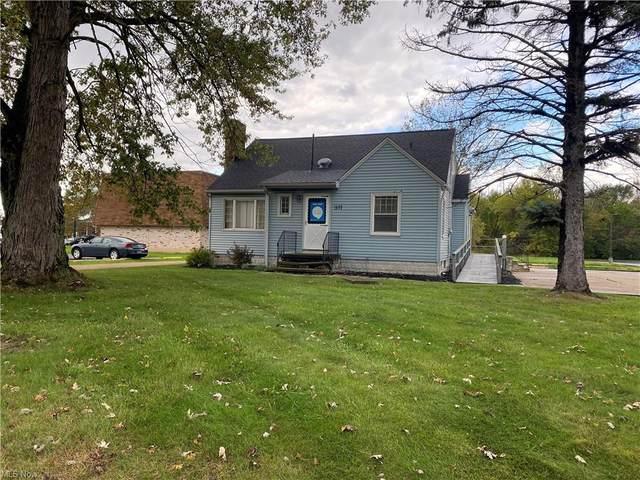 1490 W River Road N, Elyria, OH 44035 (MLS #4323809) :: The Crockett Team, Howard Hanna