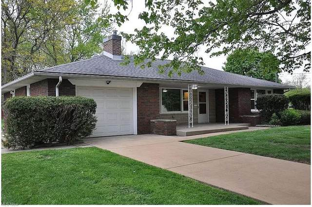 3218 Susan Circle, Youngstown, OH 44511 (MLS #4323834) :: Simply Better Realty