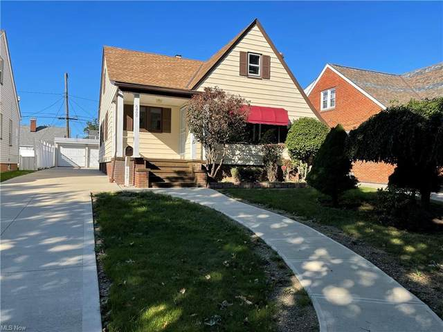 6400 Brookside Drive, Cleveland, OH 44144 (MLS #4323856) :: Simply Better Realty