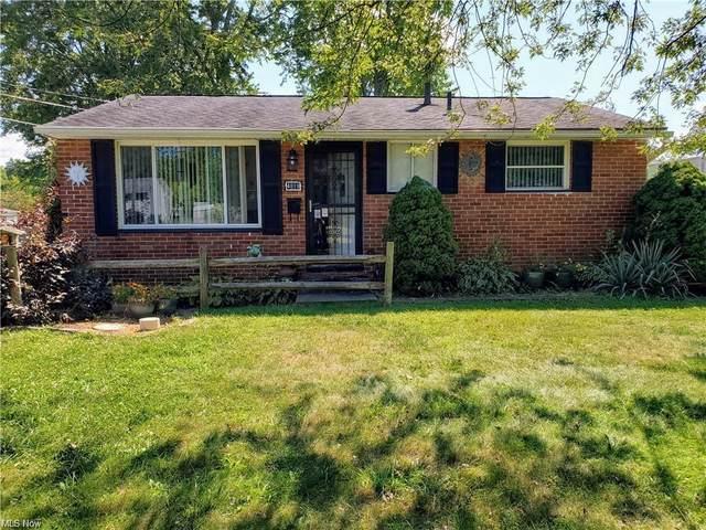 4819 Ronald Drive, North Ridgeville, OH 44039 (MLS #4323923) :: Jackson Realty
