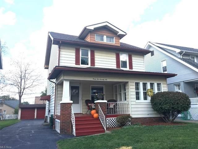 4676 Horton Road, Garfield Heights, OH 44125 (MLS #4324089) :: The Crockett Team, Howard Hanna