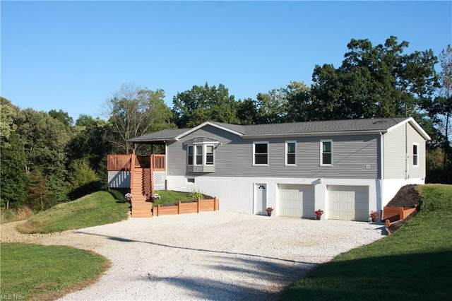 14484 Township Road 473, Lakeville, OH 44638 (MLS #4324100) :: The Art of Real Estate