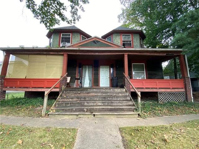 1321 12th Street NE, Canton, OH 44705 (MLS #4324165) :: RE/MAX Edge Realty