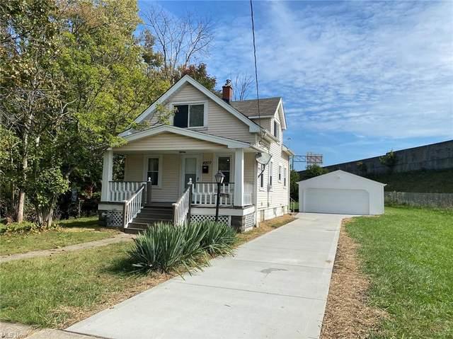 4907 Green Road, Warrensville Heights, OH 44128 (MLS #4324196) :: Keller Williams Legacy Group Realty