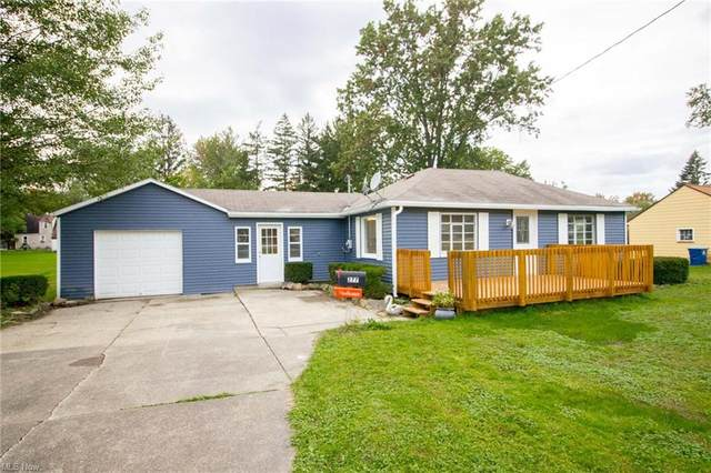 277 Howland Wilson Road NE, Warren, OH 44484 (MLS #4324217) :: Keller Williams Legacy Group Realty