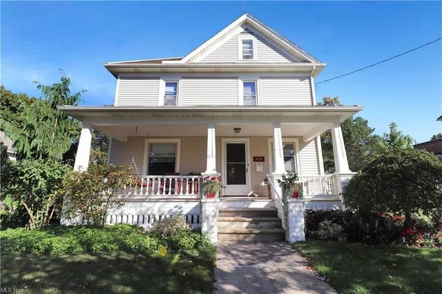 618 S Vine Street, Orrville, OH 44667 (MLS #4324271) :: The Art of Real Estate