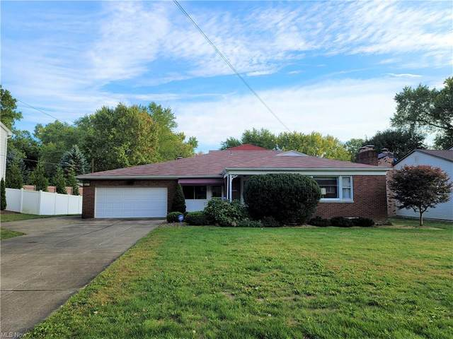 129 S Shore Drive, Youngstown, OH 44512 (MLS #4324304) :: Simply Better Realty