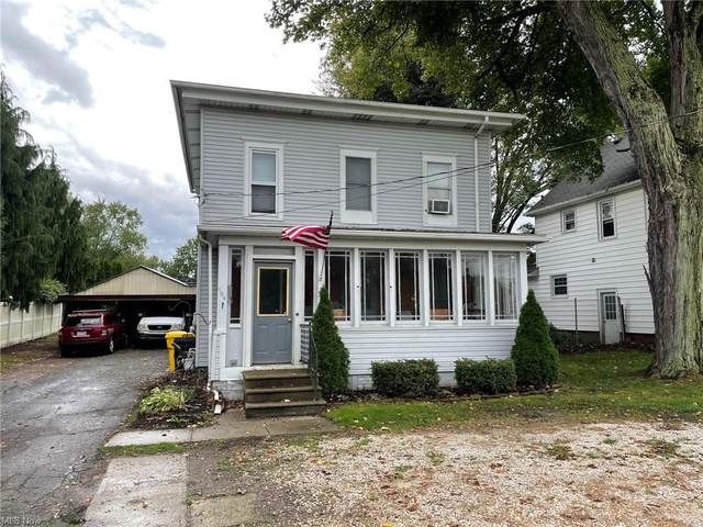 109 W Main Road, Conneaut, OH 44030 (MLS #4324430) :: Keller Williams Legacy Group Realty