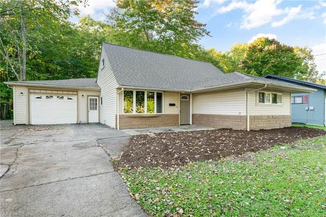 288 Dehoff Drive, Youngstown, OH 44515 (MLS #4324440) :: The Holly Ritchie Team