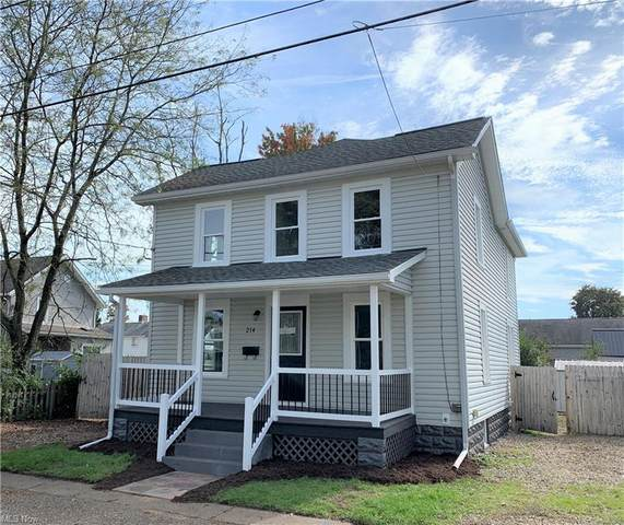 214 Dale Lane NW, New Philadelphia, OH 44663 (MLS #4324513) :: The Holly Ritchie Team