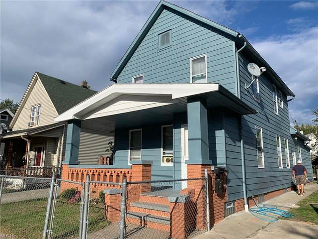 2151 W 81st Street, Cleveland, OH 44102 (MLS #4324588) :: RE/MAX Edge Realty
